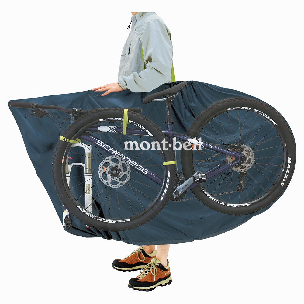 MontBell | PRODUCTS | Bicycle travel bag